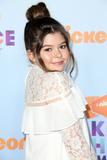 Addison Riecke Photo - 11 March 2017 -  Los Angeles California - Addison Riecke Nickelodeons Kids Choice Awards 2017 held at USC Galen Center Photo Credit Faye SadouAdMedia