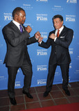 Carl Weathers Photo - 9 February 2016 - Santa Barbara California - Carl Weathers Sylvester Stallone 31st Annual Santa Barbara International Film Festival - Montecito Award Presented to Sylvester Stallone held at the Arlington Theater Photo Credit Byron PurvisAdMedia
