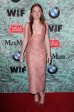 Annalise Basso Photo - 24 February 2017 - Los Angeles California - Annalise Basso 10th Annual Women In Film Pre-Oscar Cocktail Party held at Nightingale Plaza Photo Credit AdMedia