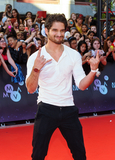 Tyler Posey Photo - 21 June 2015 - Toronto Ontario Canada  Tyler Posey arrives at the 2015 MuchMusic Video Awards at MuchMusic HQ  Photo Credit Brent PerniacAdMedia