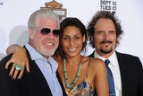 Blake Perlman Photo - 7 September 2013 - Hollywood California - Ron Perlman Blake Perlman Kim Coates Sons of Anarchy Season Six Premiere Screening held at the Dolby Theatre Photo Credit Byron PurvisAdMedia