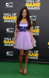 Alicia Fox Photo - 15 February 2014 - Santa Monica California - Alicia Fox 2014 Cartoon Networks Fourth Annual Hall of Game Awards held at the Barker Hangar Photo Credit AdMedia