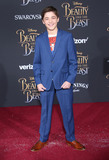 Angel Ashner Photo - 02 March 2017 - Hollywood California - Angel Ashner Disneys Beauty and the Beast World Premiere held at El Capitan Theatre Photo Credit AdMedia