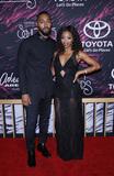 Bresha Webb Photo - 06 November 2015 - Las Vegas NV - Tone Bell Bresha Webb 2015 Soul Train Awards Arrivals at the Orleans Arena Photo Credit MJTAdMedia