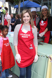 Jen Lilley Photo - 14 April 2017 - Los Angeles California - Jen Lilley Los Angeles Missions Easter Celebration For The Homeless Photo Credit AdMedia