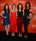 Maia Mitchell Photo - 06 November  2013 - West Hollywood California - Vanessa Marano Chelsea Kane Maia Mitchell Kylie Bunbury Arrivals at the Crush by ABC Family held at The London Hotel in West Hollywood Ca Photo Credit Birdie ThompsonAdMedia