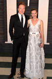 Conan OBrien Photo - 28 February 2016 - Beverly Hills California - Conan OBrien Liza Powel 2016 Vanity Fair Oscar Party hosted by Graydon Carter following the 88th Academy Awards held at the Wallis Annenberg Center for the Performing Arts Photo Credit AdMedia