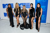 Fifth Harmony Photo - 28 August 2016 - New York New York - Fifth Harmony  2016 MTV Video Music Awards at Madison Square Garden Photo Credit Mario Santoro AdMedia