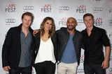 Thad Luckinbill Photo - Trent Luckinbill Molly Smith Thad Luckinbill Yann Demangeat the AFI FEST 2014 Photocall TCL Chinese 6 Theaters Hollywood CA 11-08-14David EdwardsDailyCelebcom 818-915-4440