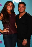 Ronnie Ortiz Magro Photo - Sammi Giancola Ronnie Ortiz-Magroat The X Factor Season Finale Night 1 CBS Televison City Los Angeles CA 12-19-12