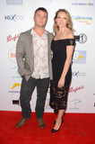LUKE HEMSWORTH Photo - Luke Hemsworth Samantha Hemsworth at the 2016 Australians In Film Heath Ledger Scholarship Dinner Mr C Beverly Hills CA 06-01-16