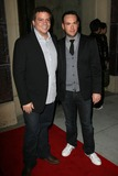 MICHAEL LUCAS Photo - Michael De Luca and Dana Brunetti at  The Social Network Blu-Ray and DVD Launch Spago Beverly Hills CA 01-06-11
