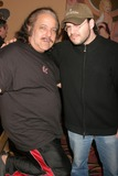 Adam Rifkin Photo - Ron Jeremy and Adam Rifkin at the Los Angeles screening of One-Eyed Monster Fine Arts Theatre Beverly Hills CA 03-03-08