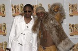 Train Photo -  Sisqo and Nokio at the 14th Annual Soul Train Music Awards Los Angeles 03-04-00