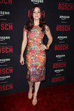 Annie Wersching Photo - Annie Werschingat the Bosch Season 2 Premiere Screening Pacific Design Center West Hollywood CA 03-03-16