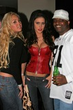 Aries Spears Photo - Mary Carey Jessica Jaymes and Aries Spears at adult film star Jessica Jaymes Birthday Party Vine Street Lounge Hollywood CA 03-05-05