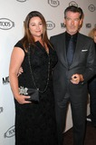 Keely Shaye-Smith Photo - Keely Shaye Smith and Pierce Brosnanat the Tods Beverly Hills Boutique Opening Celebration Tods Boutique Beverly Hills CA 04-15-10