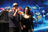 Michael Pena Photo - Michael Pena Michelle Rodriguezat the TURBO-Charged Party and Surprise Snoop Dogg Concert LA Live Los Angeles CA 06-12-13