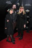 Glenn Hetrick Photo - Lois Burwell Glenn Hetrick Ve NeillUniversal Studios Halloween Horror Nights 2014 Eyegore Award Universal Studios Universal City CA 09-19-14