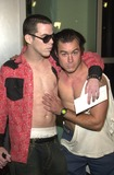 Chris Pontius Photo - Steve-O and Chris Pontius at the premiere of Paramounts Jaclass The Movie at the Cinerama Dome Hollywood CA 10-21-02