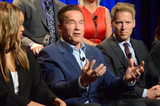 Arnold Schwarzenegger Photo - Arnold Schwarzeneggerat The New Celebrity Apprentice Cast QA Universal Studios Universal City CA 12-09-16