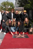 Alex Orbison Photo - Jeff Lynne Joe Walsh Dan Aykroyd Barbara Orbison Wesley Orbison Alex Orbison Roy Orbison Jrat the induction ceremony for Roy Orbison  into the Hollywood Walk of Fame Hollywood CA 01-29-10
