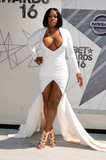 Remy Ma Photo - Remy Maat the 2016 BET Awards Arrivals Microsoft Theater Los Angeles CA 06-26-16