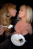 Ginger Lynn Photo - Amber Lynn Ginger Lynnat the Golden Goddesses Book Launch Gala Event Hustler Hollywood West Hollywood CA 11-29-12