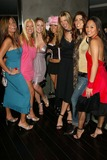 Nikki Zeno Photo - Bridgetta Tomarchio Katie Lohmann Mishel Thorpe Nikki Zeno Linda Overheu Corinne Saffell and Sheena Mariano at the Winter LA Celebrity Charity Event to honor Sound Art and Black Sheep Private Residence West Hollywood CA 12-05-04