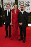 Asghar Farhadi Photo - Berenice Bejo Asghar Farhadiat the 71st Annual Golden Globe Awards Arrivals Beverly Hilton Hotel Beverly Hills CA 01-12-14