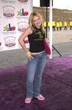 Hilary Duff Photo - Hilary Duff at the 2001 Bogart Backstage concert gala fundraiser for the Neil Bogart Memorial Fund Barker Hanger Santa Monica 11-11-01