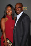 Angela Bassett Photo - Angela Bassett Courtney B Vanceat the TV Academy Performer Nominee Reception Pacific Design Center West Hollywood CA 09-16-16