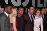 Michael Pena Photo - Anthony Mackie Emma Stone Sean Penn Josh Brolin Mireille Enos Michael Penaat the Gangster Squad Los Angeles Premiere Chinese Theater Hollywood CA 01-07-13