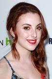 Juliette Goglia Photo - Juliette Gogliaat the Resident Advisors Premiere Paramount Studios Los Angeles CA 03-31-15