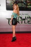 Bella Thorne Photo - Bella Thorneat the Teenage Mutant Ninja Turtles Los Angeles Premiere Village Theater Westwood CA 08-03-14