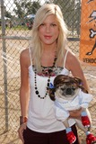 Bow Wow Photo - Tori Spellingat the Fourth Annual Much Love Animal Rescue Bow Wow Ween Barrington Dog Park Los Angeles CA 10-30-05