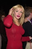 The Grinch Photo -  Courtney Love at the premiere of Universals Dr Seuss How The Grinch Stole Christmas at Universal Studios 11-08-00