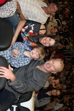 Neal McDonough Photo - Neal McDonough  Familyat the Harlem Globetrotters Game Staples CenterLos Angeles CAFebruary 14 2010