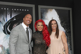 Dany Garcia Photo - LOS ANGELES - MAY 26  Dwayne Johnson Eva Marie Dany Garcia at the San Andreas World Premiere at the TCL Chinese Theater IMAX on May 26 2015 in Los Angeles CA