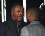 Carl Weathers Photo - LOS ANGELES - NOV 19  Carl Weathers Michael B Jordan at the Creed Los Angeles Premiere at the Village Theater on November 19 2015 in Westwood CA
