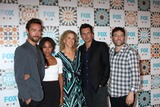 Tom Mison Photo - LOS ANGELES - JUL 20  Sleepy Hollow Cast and Producers  Tom Mison Nicole Beharie Heather Kadin Len WIseman Mark Goffman at the FOX TCA July 2014 Party at the Soho House on July 20 2014 in West Hollywood CA