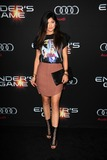 Kylie Jenner Photo - LOS ANGELES - OCT 28  Kylie Jenner at the Enders Game Los Angeles Premiere at TCL Chinese Theater on October 28 2013 in Los Angeles CA