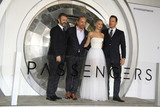 Jennifer Lawrence Photo - LOS ANGELES - DEC 14  Michael Sheen Morten Tyldum Jennifer Lawrence Chris Pratt at the Passengers Premiere at Village Theater on December 14 2016 in Westwood CA