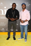 Arjay Smith Photo - LOS ANGELES - APR 24  Edwin Hodge Arjay Smith at the National Geographics Genius Premiere Screening at the Village Theater on April 24 2017 in Westwood CA