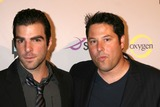 Greg Grunberg Photo - Zachery Quinto  Greg Grunberg   arriving at the NBC TCA Party at the Beverly Hilton Hotel  in Beverly Hills CA onJuly 20 2008