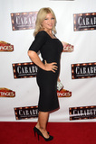 Donna DErrico Photo - LOS ANGELES - JUL 20  Donna DErrico at the Cabaret Opening Night at the Pantages Theater on July 20 2016 in Los Angeles CA