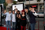 Anoop Desai Photo - Danny Gokey Kris Allen Matt Giraud Lil Rounds Allison Iraheta Adam Lambert and Anoop Desai (Amerian Idol Top 7 in 2009)  arriving at the 17 Again Premiere at Graumans Chinese Theater in Los Angeles CA on April 14 2009