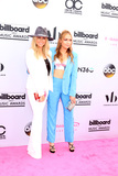 Brandy Photo - LAS VEGAS - MAY 21  Tish Cyrus Brandi Cyrus at the 2017 Billboard Music Awards - Arrivals at the T-Mobile Arena on May 21 2017 in Las Vegas NV