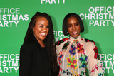 Kelly Rowland Photo - LOS ANGELES - DEC 7  Guest Kelly Rowland at the Office Christmas Party Premiere at Village Theater on December 7 2016 in Westwood CA