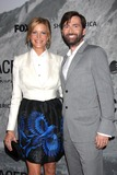 Anna Gunn Photo - LOS ANGELES - SEP 30  Anna Gunn David Tennant at the Gracepoint Premiere Party at LACMA on September 30 2014 in Los Angeles CA